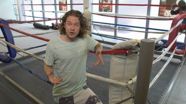 Het Klokhuis: Kickboksen