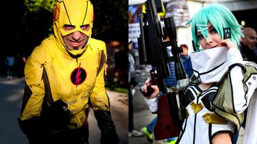 Hoe is cosplay ontstaan?: Verkleed als je favoriete personage uit een film, game of serie