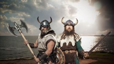 Wie waren de Vikingen?