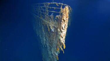 Hoe ziet de Titanic er nu uit?