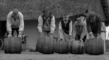 Piraten handelden vroeger in gif