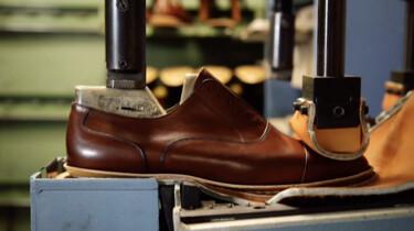 Hoe worden schoenen gemaakt?