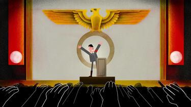 Clipphanger: Wie was Hitler?