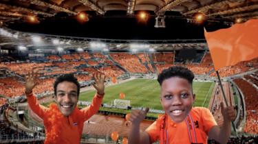 Waarom is oranje de kleur van Nederland?