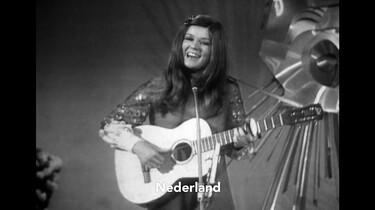 Het Songfestival in Nederland
