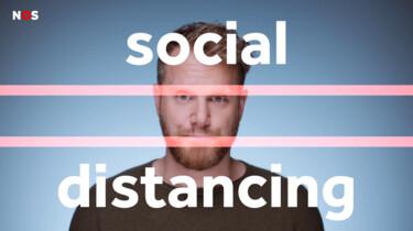 Waarom helpt social distancing tegen corona?