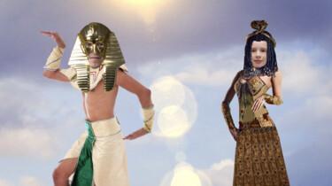Wie was Cleopatra?