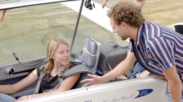 Hoe bestuur je een zweefvliegtuig?
