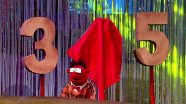 Welk cijfer komt er na de 3 en voor de 5?