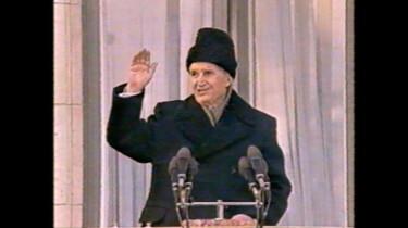 De val van Ceausescu: Roemenië als dictatuur