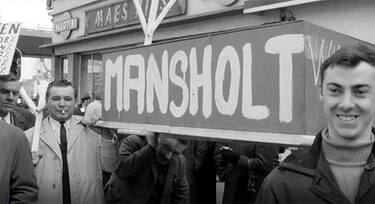 Andere Tijden in de klas: Het Plan-Mansholt