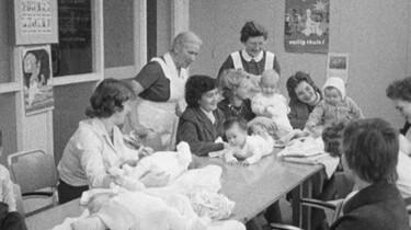 Andere Tijden in de klas : Vaccinaties tegen ziektes