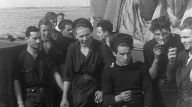 Andere Tijden in de klas : Nederlandse zeelieden in oorlogstijd