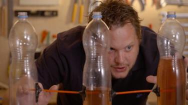 Hoe komt het dat er altijd water uit de kraan komt?