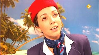 Het Klokhuis: Stewardess