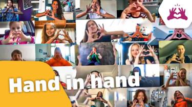 Kinderen voor Kinderen: Hand in hand