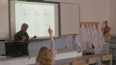 EenVandaag in de klas: Wetenschap in het biologielokaal