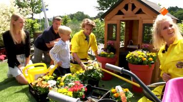Zapp Your Planet: Flower Power: Flower Power met Janouk & Ridder