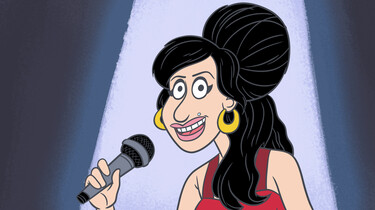 Clipphanger: Wie was Amy Winehouse?