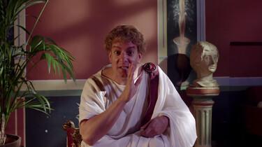 Wie was keizer Claudius?: Slimme stotteraar