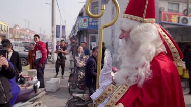 Keuringsdienst van Waarde in de klas: De baard van Sinterklaas