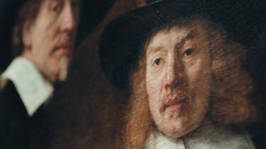 Wat kon Vincent van Gogh leren van Rembrandt?: Geen tijdgenoten, allebei Hollandse meesters