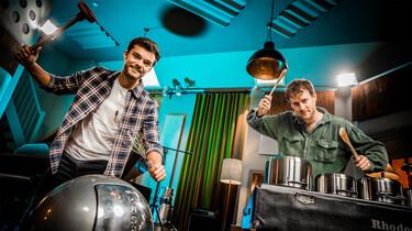 Méér Muziek in de Klas: Overal zit muziek in met Buddy en Willem