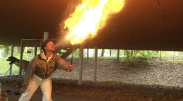 Het Klokhuis: Vuur