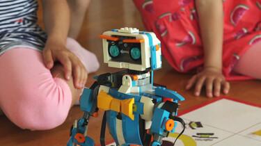 Hoe maak je een robot?