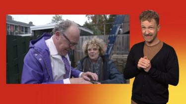 Het Sinterklaasjournaal met gebarentolk: Woensdag 25 november 2020