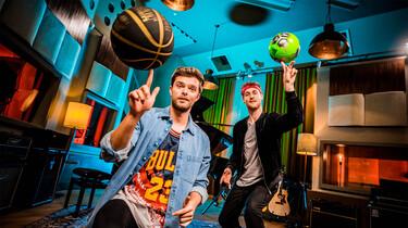 Méér Muziek in de Klas: Sporten met Buddy en meester Willem
