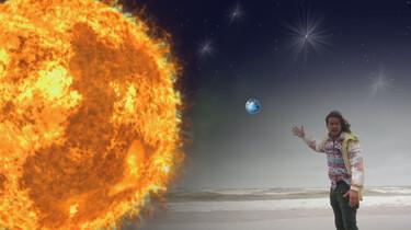 Het Klokhuis: Zononderzoek