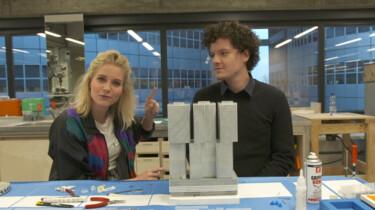 Hoe bouw je een maquette?: Een gebouw op schaal van hout, kunststof, gips of aluminium