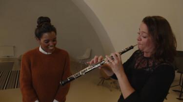 Wat is een hobo?: Een houten blaasinstrument met een riet en kleppen