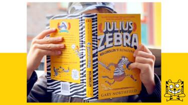 Julius Zebra: Het lievelingsboek van Felix