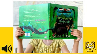 Kwallenpap en Slakkenvla: Het lievelingsboek van Eefke