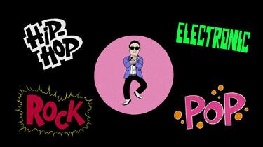 Music on the Map: Hoe is K-Pop ontstaan?