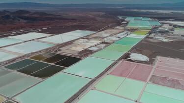 Bodem in Zicht in de klas: De prijs van lithium