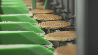 Wat is het bekendste koekje van Nederland?: De stroopwafel