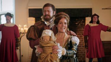 De zes vrouwen van de Engelse koning Hendrik VIII: Gescheiden, onthoofd, gestorven, gescheiden, onthoofd, overleefd