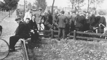 Staken tegen de gedwongen arbeidsinzet in oorlog: De April-meistaking in 1943