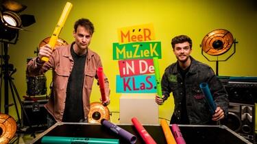 Méér Muziek in de Klas: Leer het Zwanenmeer met Buddy en meester Willem