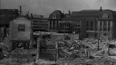 Het bombardement van Rotterdam