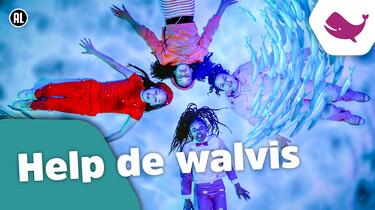 Kinderen voor Kinderen: Help de walvis