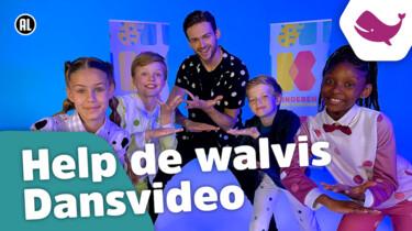 Kinderen voor Kinderen: Dans mee met Help de walvis