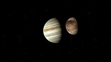 Is er leven op de manen van Jupiter?