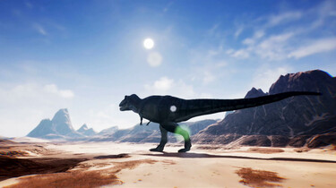Hoe snel was de Tyrannosaurus Rex?: Zo hard liep de stoere dino niet