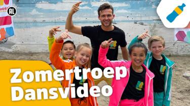 Kinderen voor Kinderen: Dans mee met Zomertroep