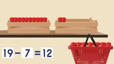 Fruit op Tafel: Minsommen tot en met twintig