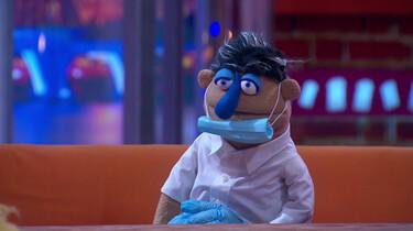 Een poppentandarts zonder patiënten